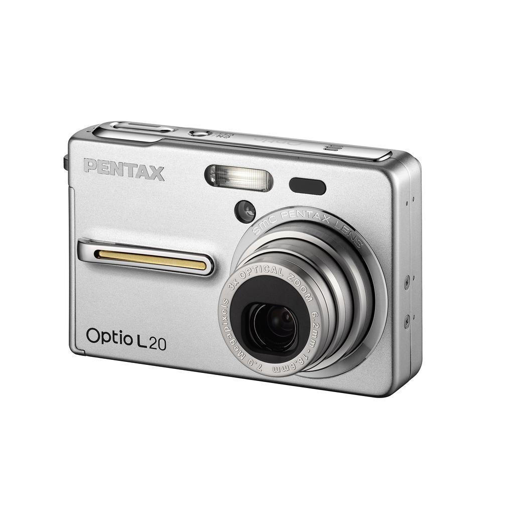 PENTAX - Optio L20 7,0 MP