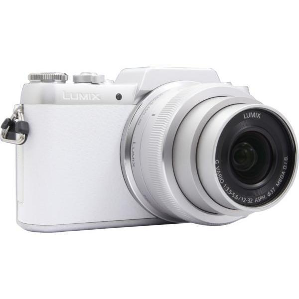 PANASONIC - DMC-GF7 blanc + 12-32mm