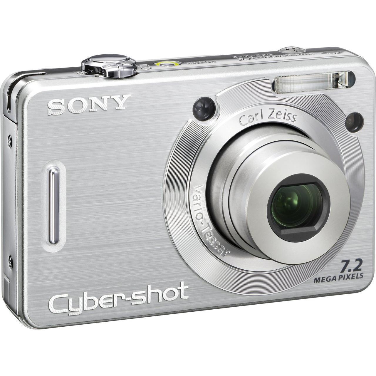Sony - CyberShot DSC-W35 7,2 Mpix