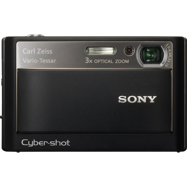 Sony - CyberShot DSC-T20 noir 8,1 Mpx