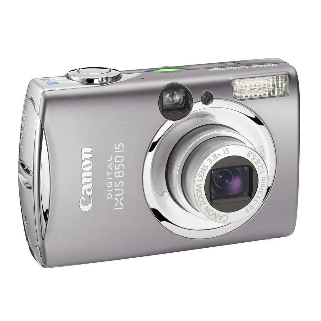 Canon -  Digital IXUS 850 IS 7,1 MP