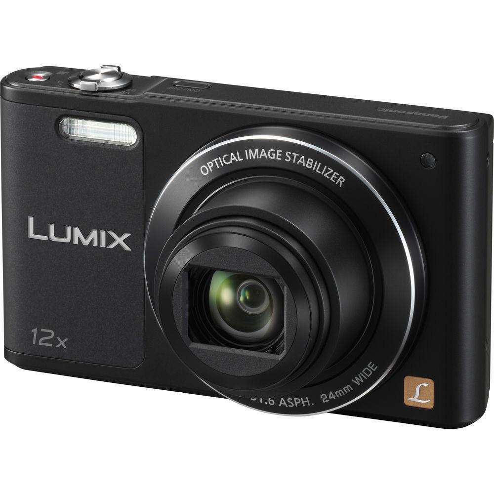 Panasonic - Lumix DMC-SZ10 16 Mpix zoom opt.x12 - zoom num.x24 - Wifi