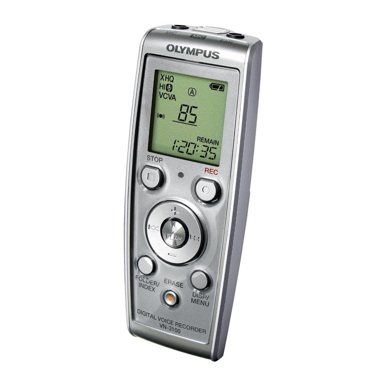 Olympus - VN-3100 - Enregistreur numérique avec micro 71 heures