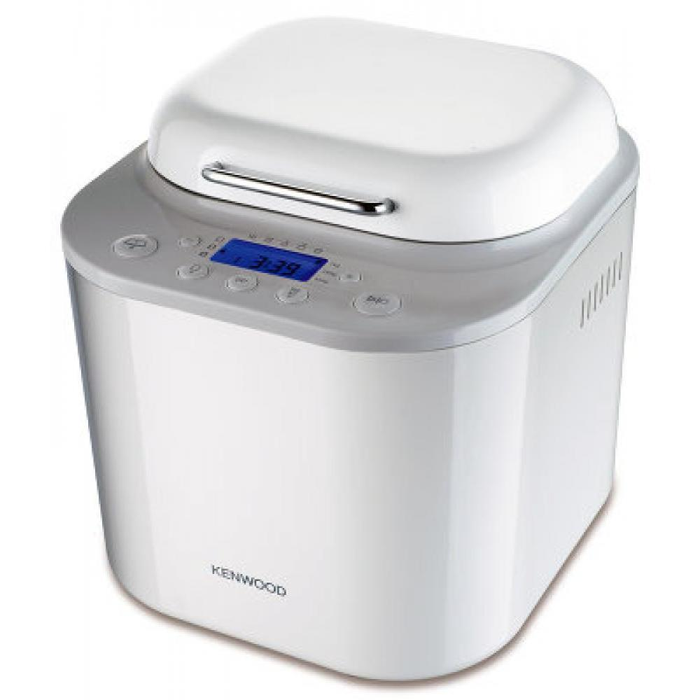 KENWOOD BM260 - Machine à pain - 455 W - Blanc/Gris