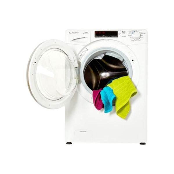 Lave-linge séchant CANDY GVW45385TC