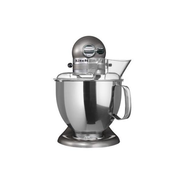 Robot sur socle Artisan® KitchenAid 5KSM150PS EMS Gris Etain