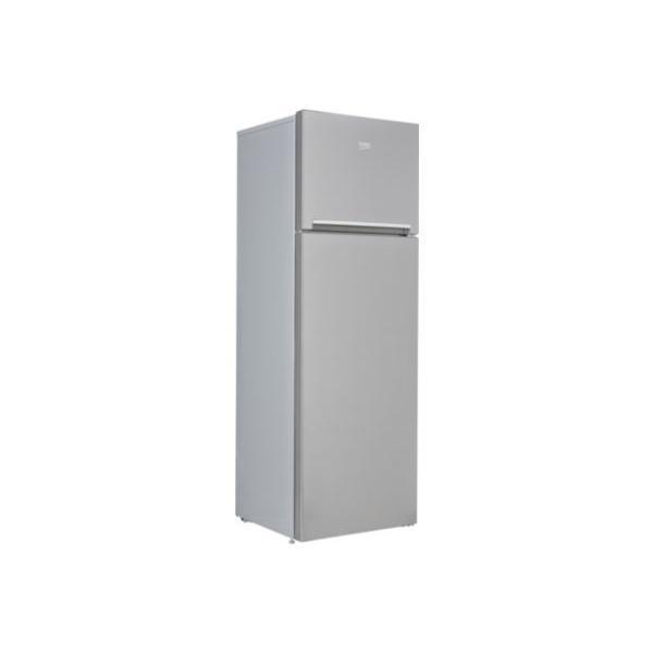Réfrigérateur congélateur en haut BEKO RDSA310M30X Froid statique
