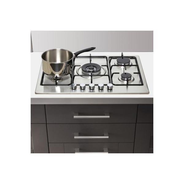 Table de cuisson gaz - SIEMENS - EC 715 QB 80 E