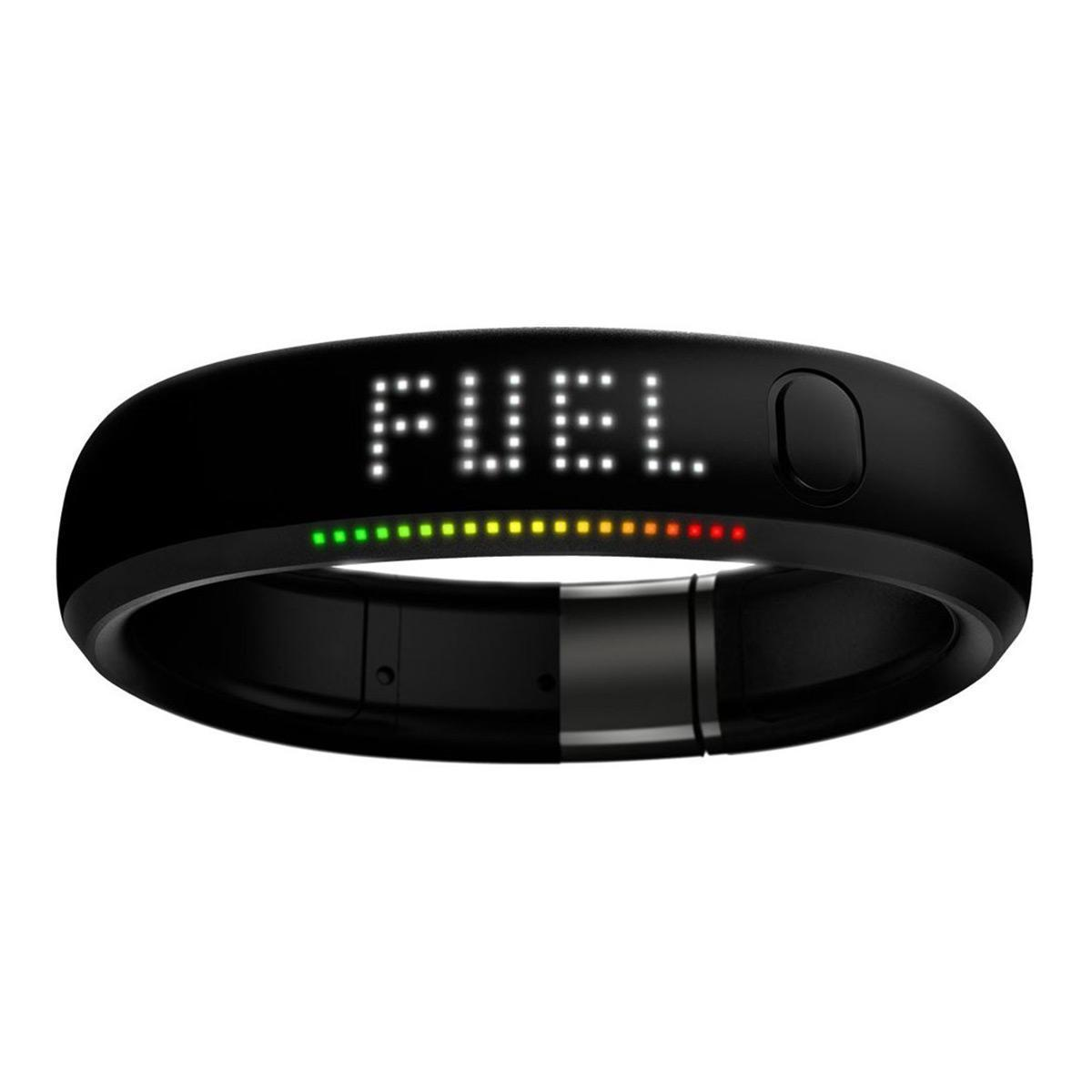 nike nike fuelband taille s noir reconditionn back market. Black Bedroom Furniture Sets. Home Design Ideas