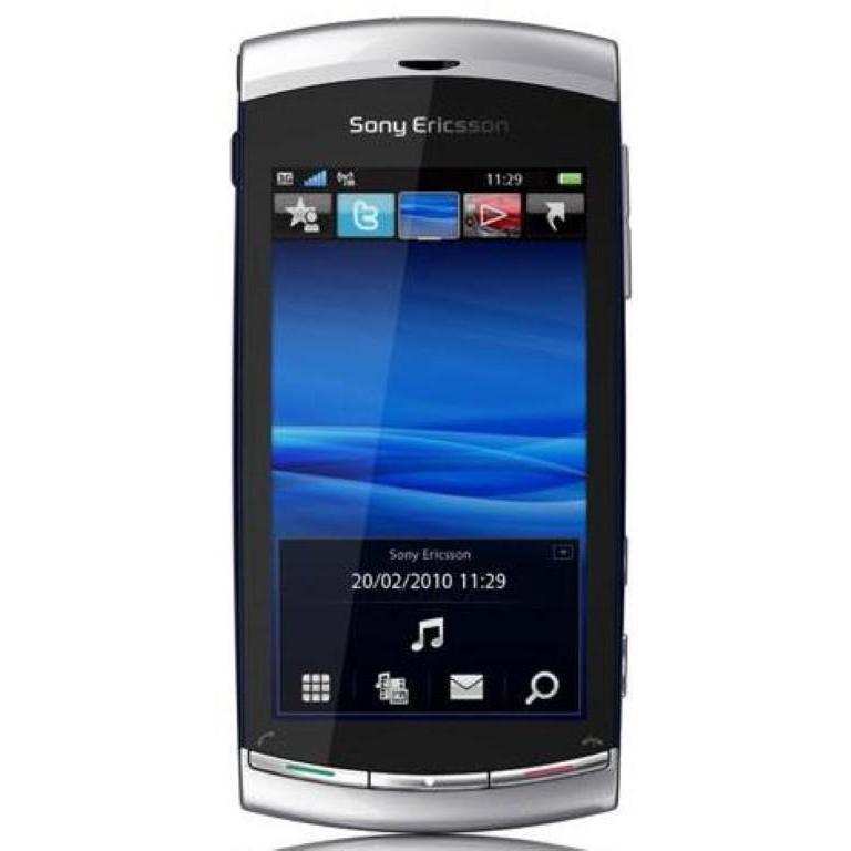 Sony - Vivaz U5I - Débloqué - Gris