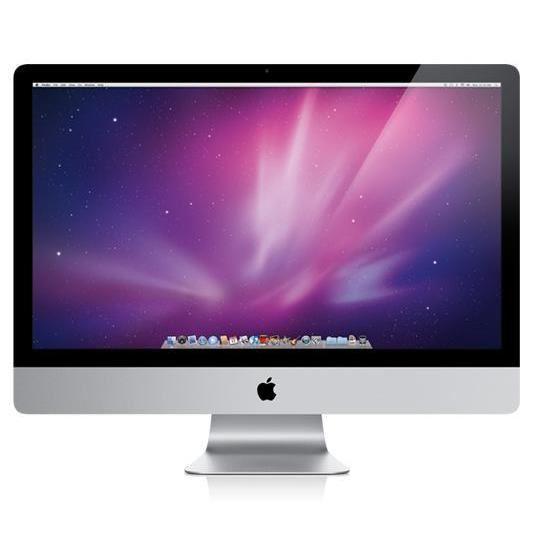 "iMac 21.5"" Core 2 Duo 3.06 GHz - HDD 500 Go - RAM 4 Go"