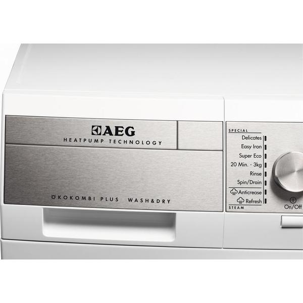 AEG - Lave-linge séchant frontal L99695HWD 6/9kg