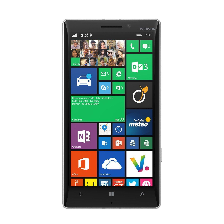 Nokia Lumia 930 32 GB Naranja - Libre