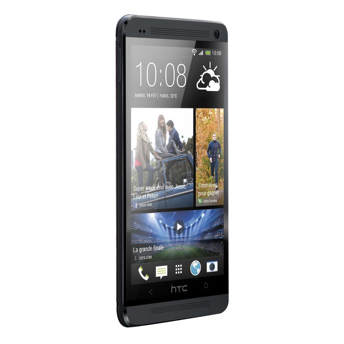 HTC One M7 32 Go - Noir - Débloqué
