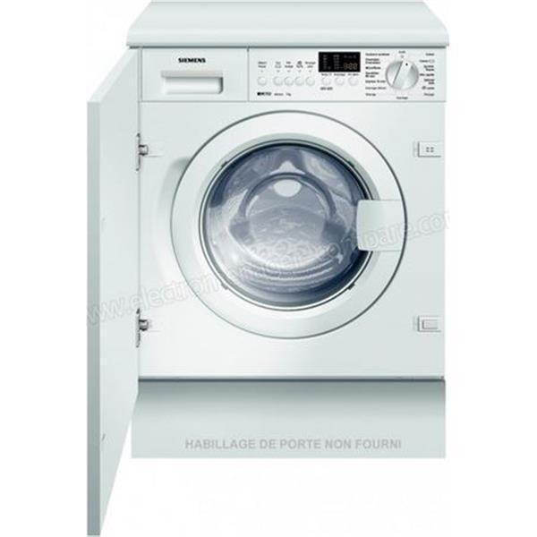 Siemens - Lave linge encastrable - WI14S421FF