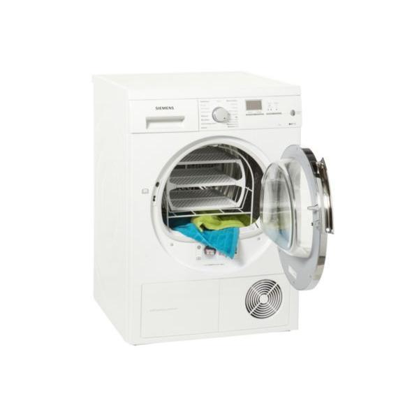 Sèche-linge à condensation SIEMENS WT 46 W582 FF 7kg