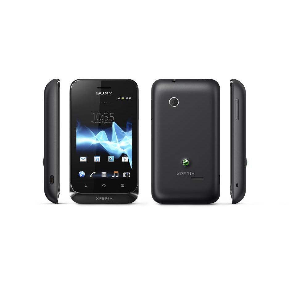 Sony Xperia Tipo 2,2 GB - Negro - Libre