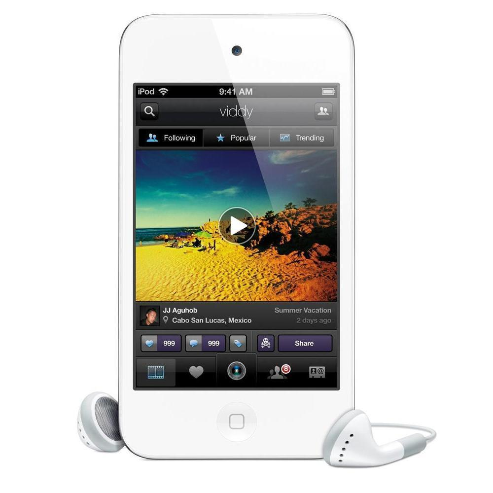 iPod Touch 4 - 32 Go - Blanc