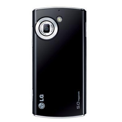 LG Viewty Snap 16 Go - Noir - Débloqué