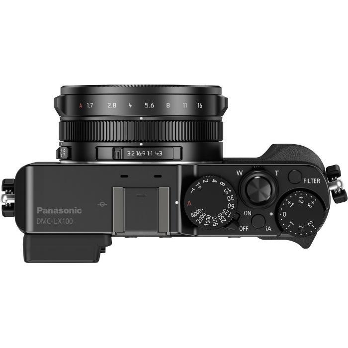 Panasonic - Lumix DMC-LX100