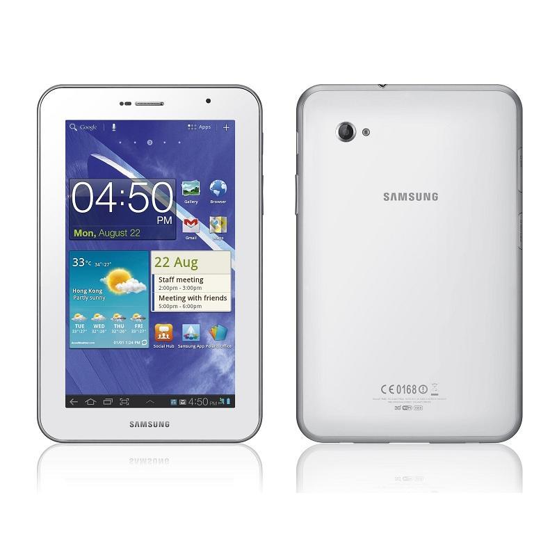 """Galaxy Tab 2 7"""" 8GB - Weiß - Ohne Vertrag"""