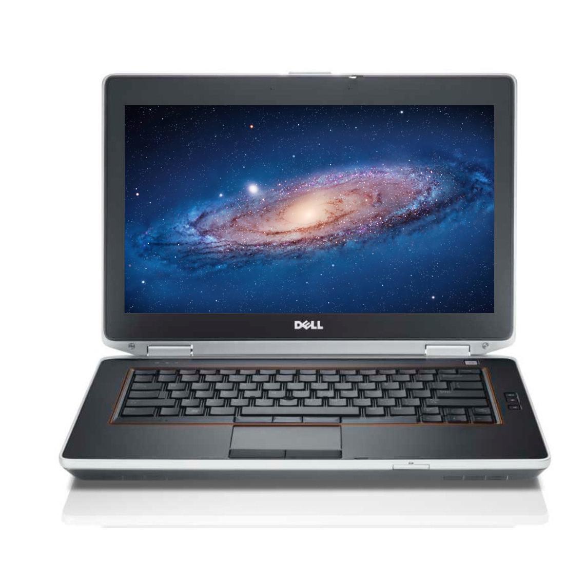 Dell E6420 - Intel Core i7 2640M 2.8  GHz -  SSD 240 Go - RAM 4 Go