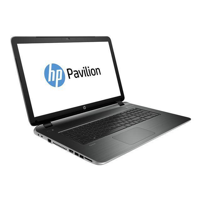 "Hewlett Packard PAVILION 17-F287NF 17,3"" QUAD COEUR 2,16 GHz  - HDD 1 To - RAM 4 Go"