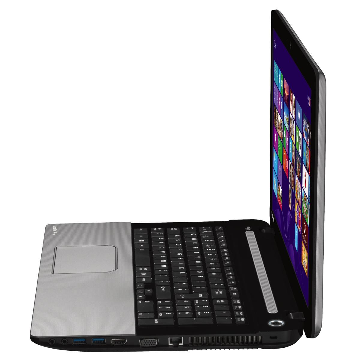Toshiba SATELLITE PRO L70-A-13T - I5-4200U 2,5 Ghz GHz - HDD 750  Go - RAM 8192 Mo Go - AZERTY