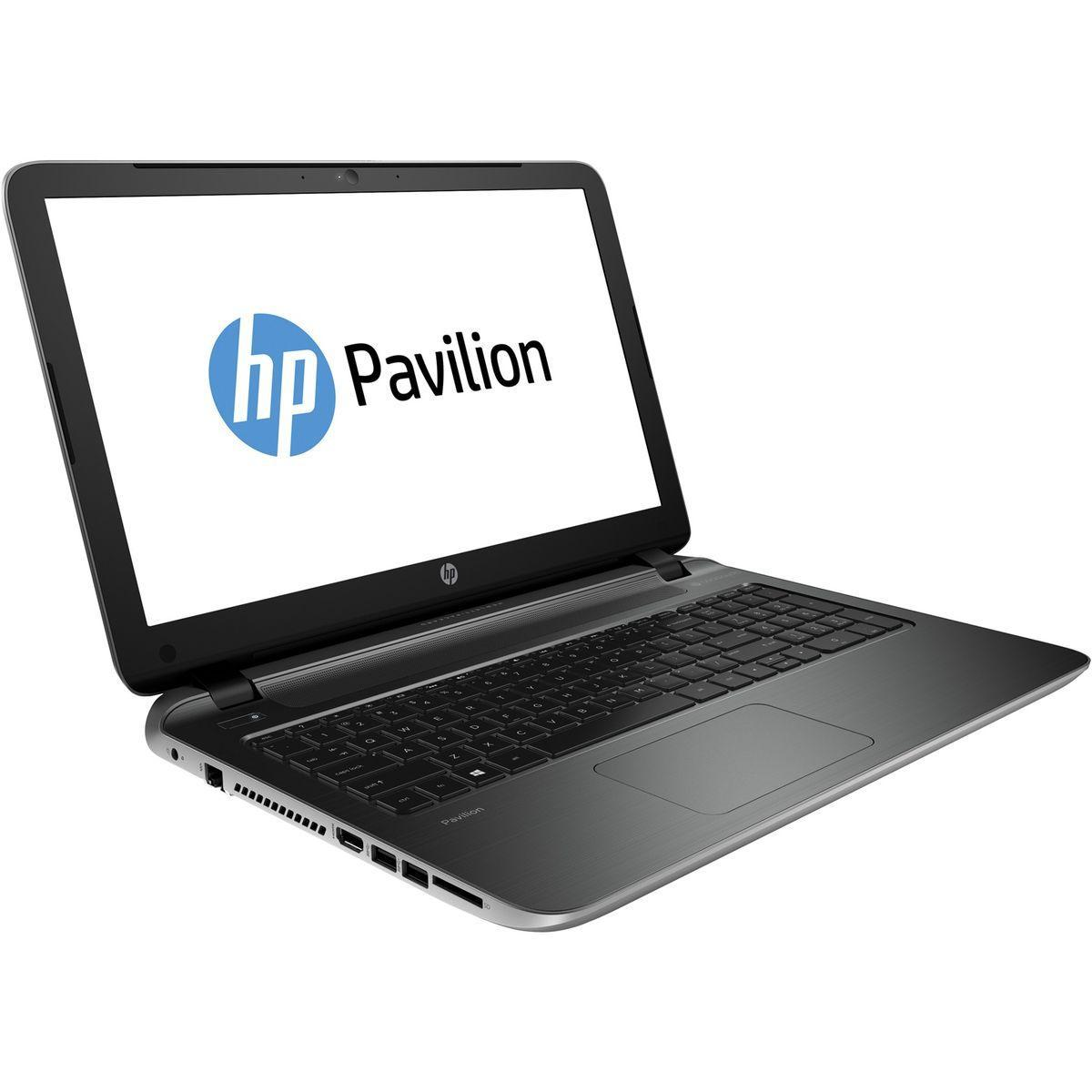 Hewlett Packard PAVILION 15-P269NF - I5-5200U 2,2 Ghz GHz - HDD 750  Go - RAM 4096 Mo Go - AZERTY