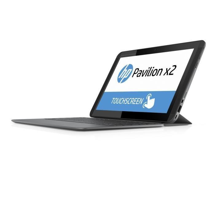 """Hp Pavilion x2 10-j001nf 10,1""""  1,33 GHz  - HDD 32 Go - RAM 2 Go"""