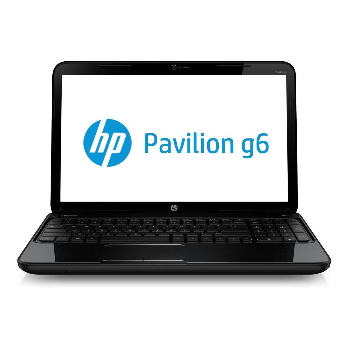"""Hp D2F90EA #ABF 15,6""""  1,7 GHz  - HDD 750 Go - RAM 8 Go"""