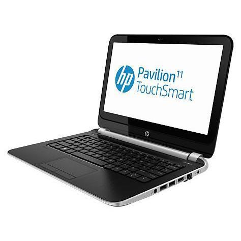"Hp Pavilion 11-e100sf TouchSmart F5B15EA 11,6""  1 GHz  - HDD 500 Go - RAM 4 Go"