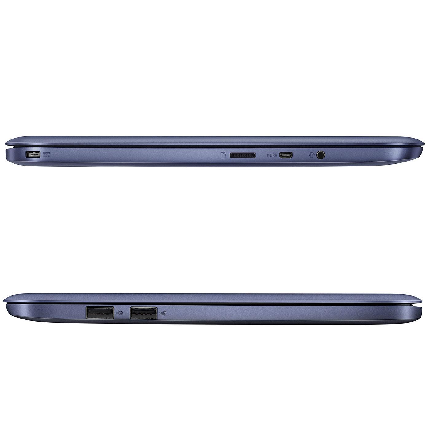 Asus X205TA-BING-FD015BS -  1,33 GHz - SSD 32 Go - RAM 2 Go - AZERTY