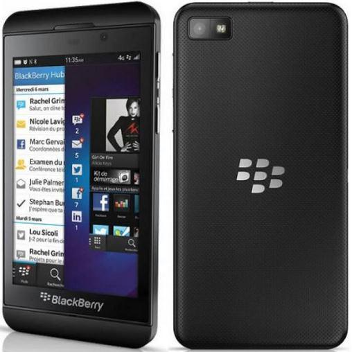 Blackberry Z10 - Negro - Libre