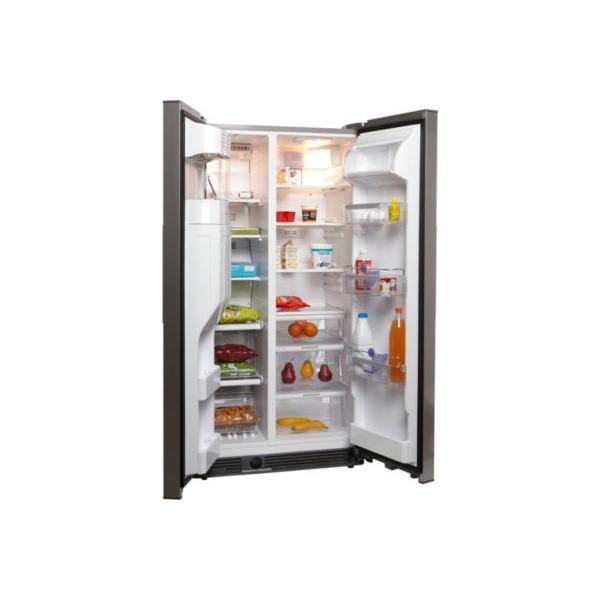 WHIRLPOOL - Réfrigérateur américain WSF5574A+NX 515 Litres