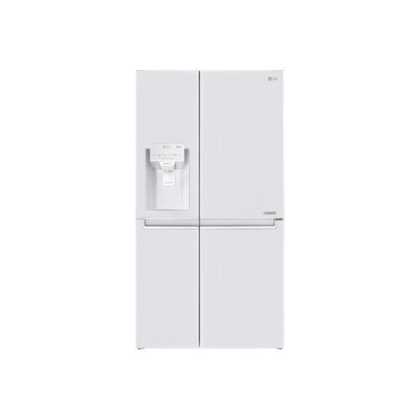 LG - Réfrigérateur américain GSL6611WH