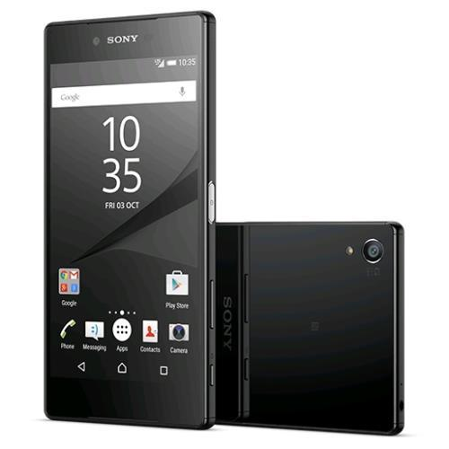 Sony Xperia Z5 Premium 32 Go - Noir - Débloqué