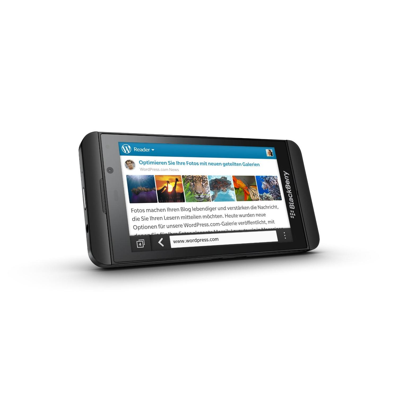 Blackberry Z10 16 Go - Noir - Débloqué