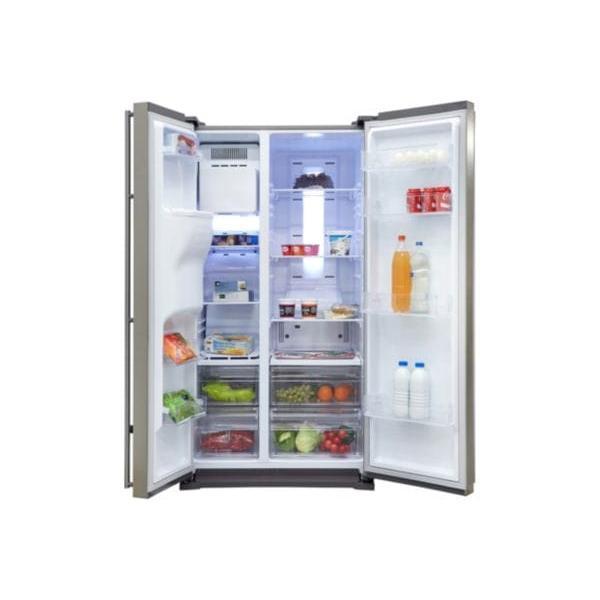 SAMSUNG - Réfrigérateur américain RS7547BHCSP