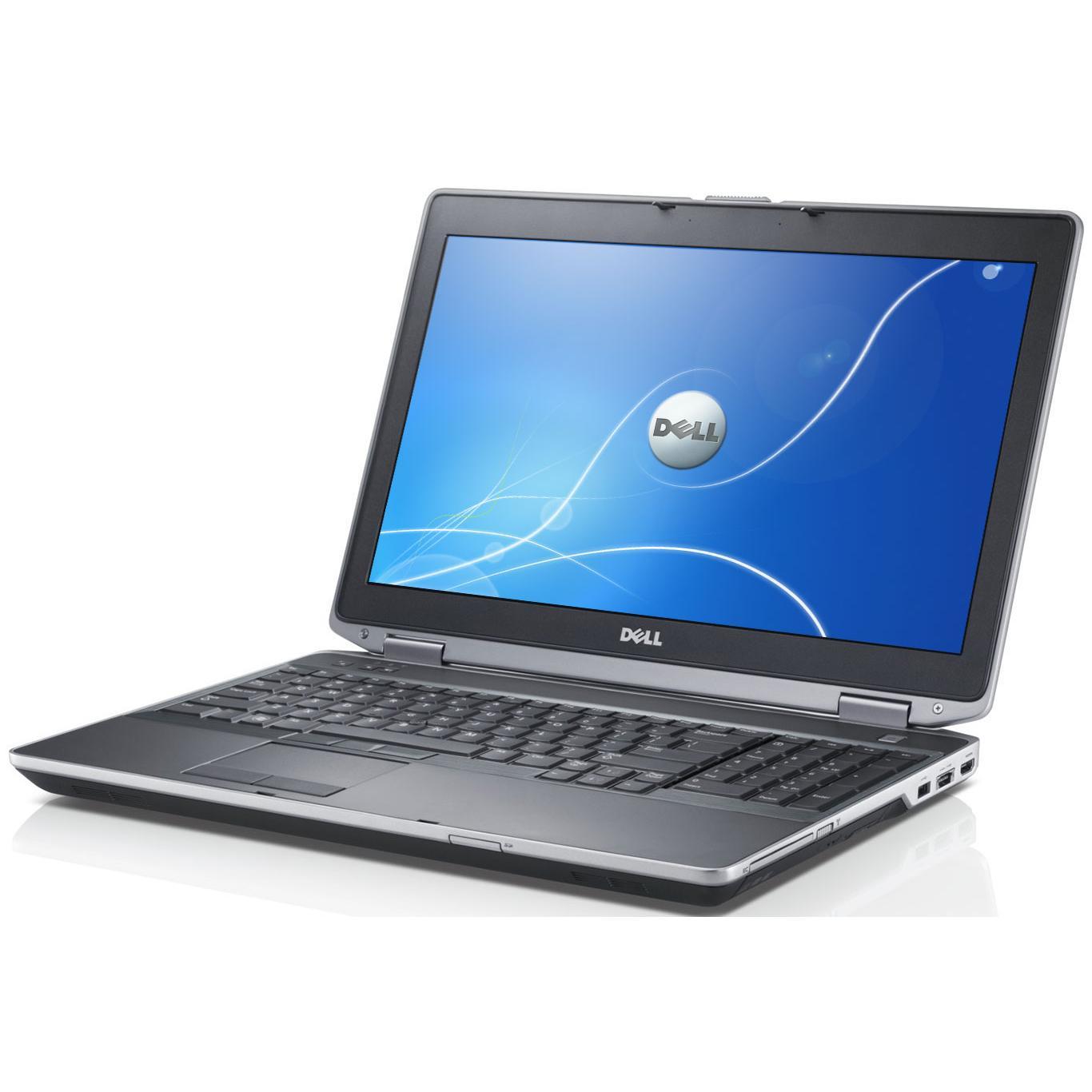"Dell E6530 15.6"" i7 3 2.6 GHz - SSD 120 Go - RAM 8 Go"