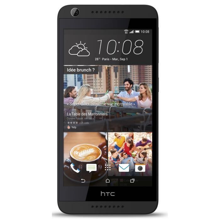HTC Desire 626 16 Go - Gris - Débloqué