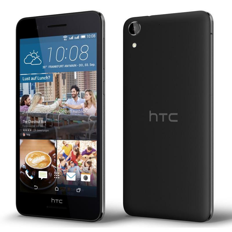 HTC Desire 728 16 Go - Noir - Débloqué