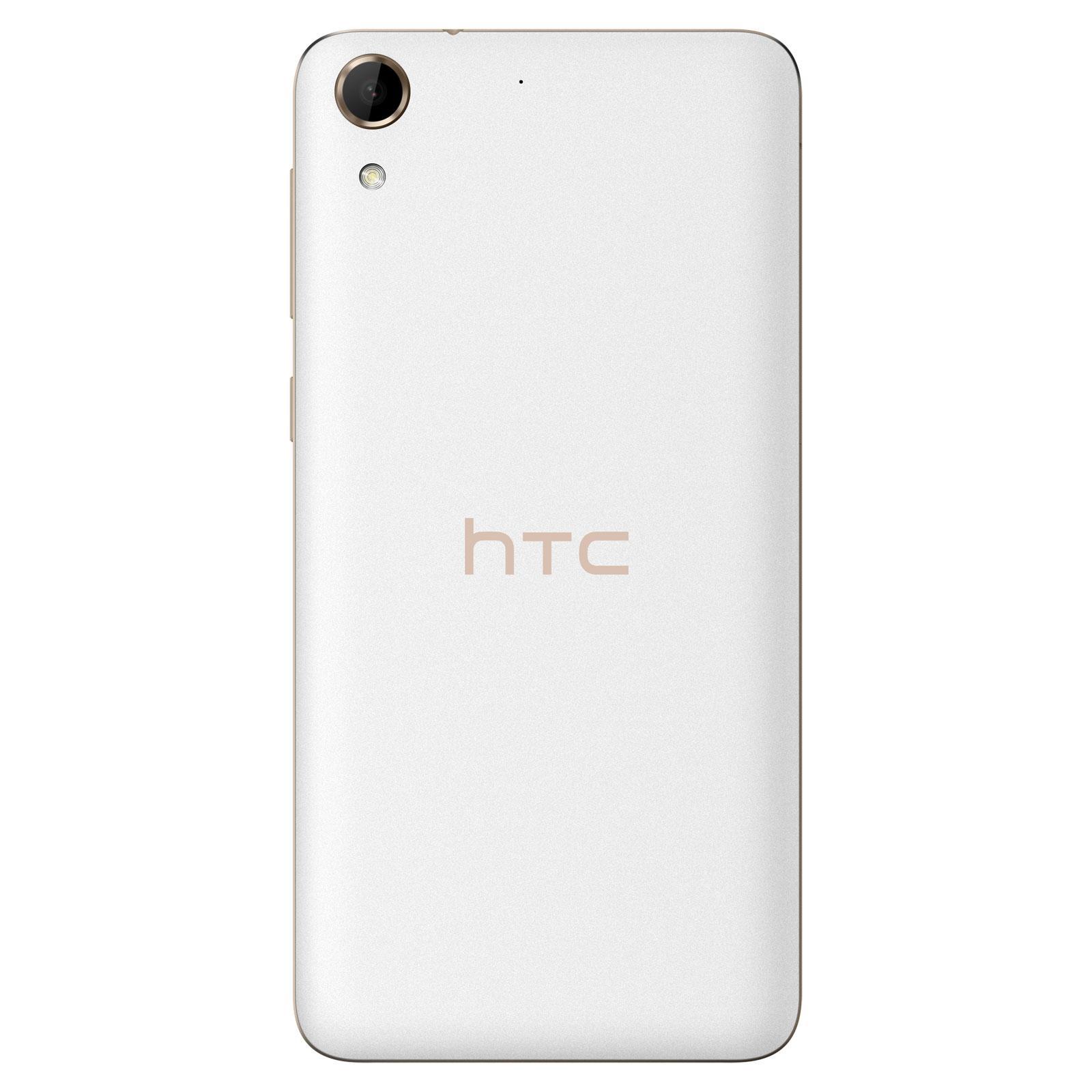 HTC Desire 728 16 Go - Blanc - Débloqué