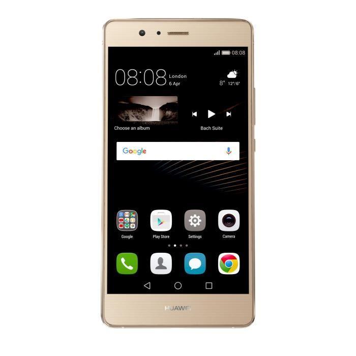 Huawei P9 Lite 16GB - Oro - Libre
