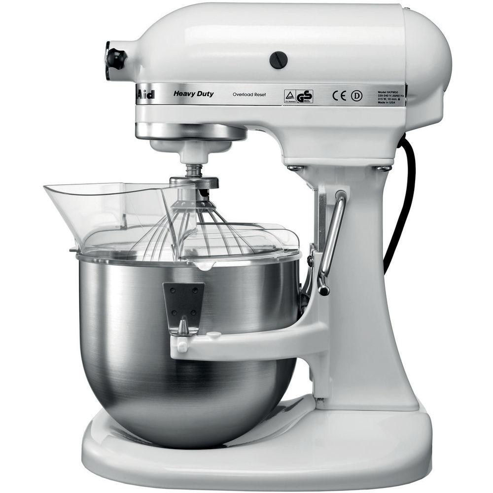 KitchenAid -Robot Artisan® 5KPM5EWH HEAVY DUTY - BLANC