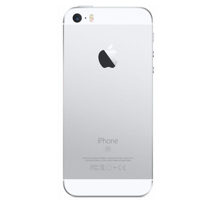 iPhone SE 16 Gb - Plata - Libre