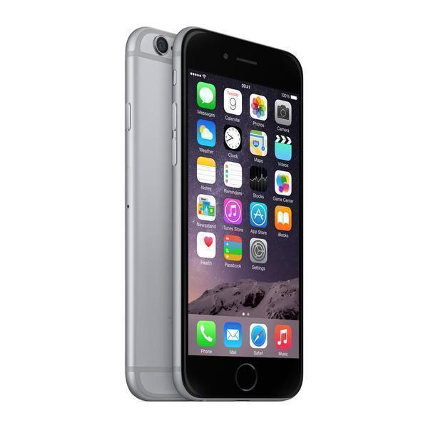 wiederaufbereitetes iPhone 6 16GB - Spacegrau - Ohne Vertrag