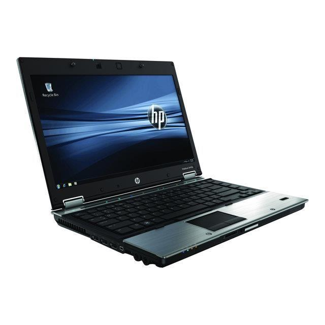 Hp 8440P -  1333 GHz - HDD 250 Go - RAM 4 Go - AZERTY