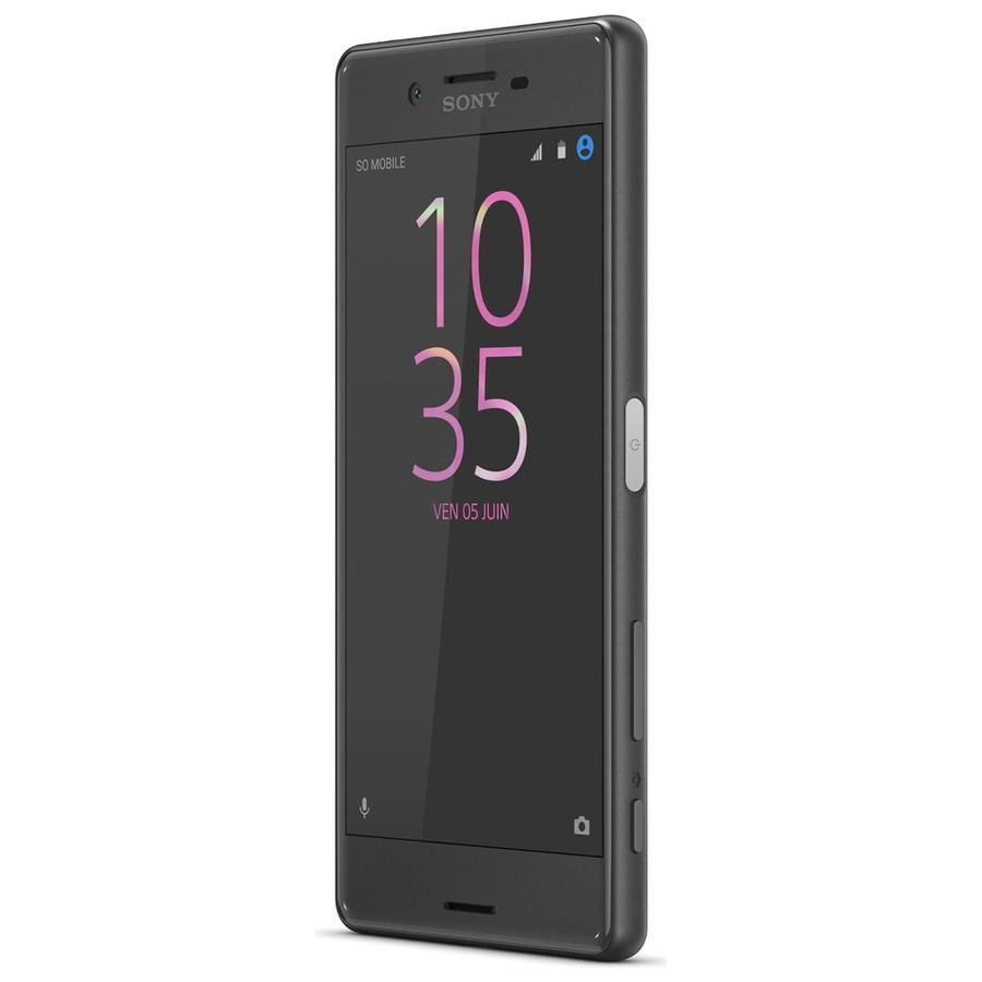 Sony Xperia X - 32 Go - Noir - Débloqué