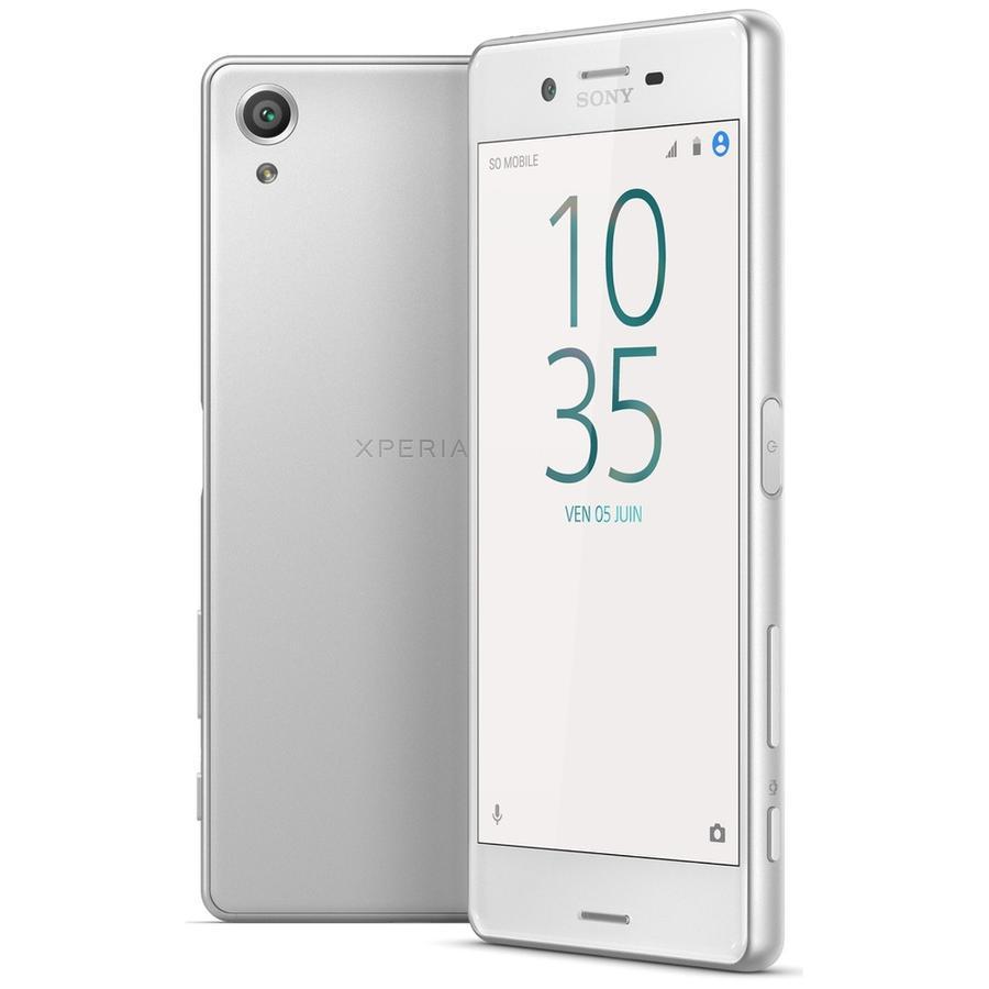 Sony Xperia X - 32 Go - Blanc - Débloqué